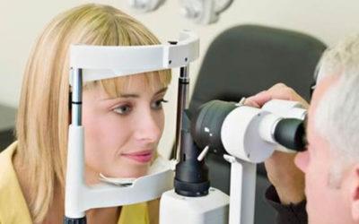 Επίσκεψη στον οφθαλμίατρο